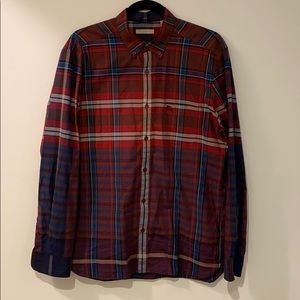 Burberry Brit Casual dress shirt. 100% cotton.